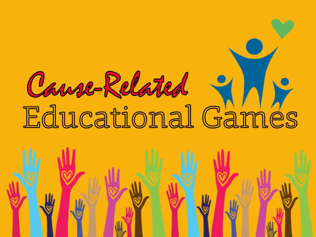 3 Educational Games for a Cause