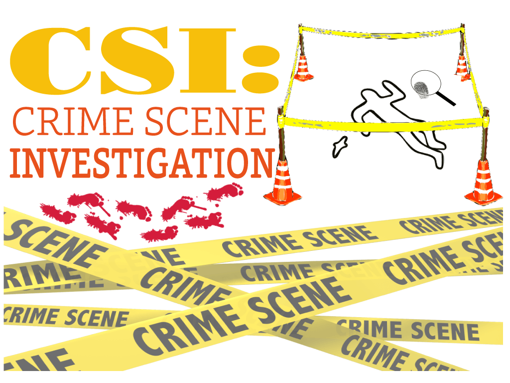 CSI Classroom Activity: A Hands-on Detective Story Writing
