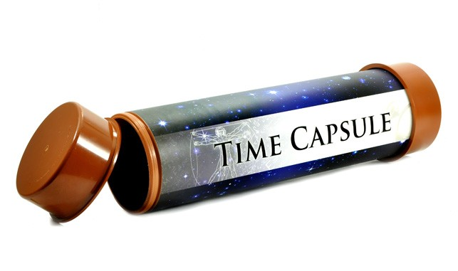 time capsule handout download