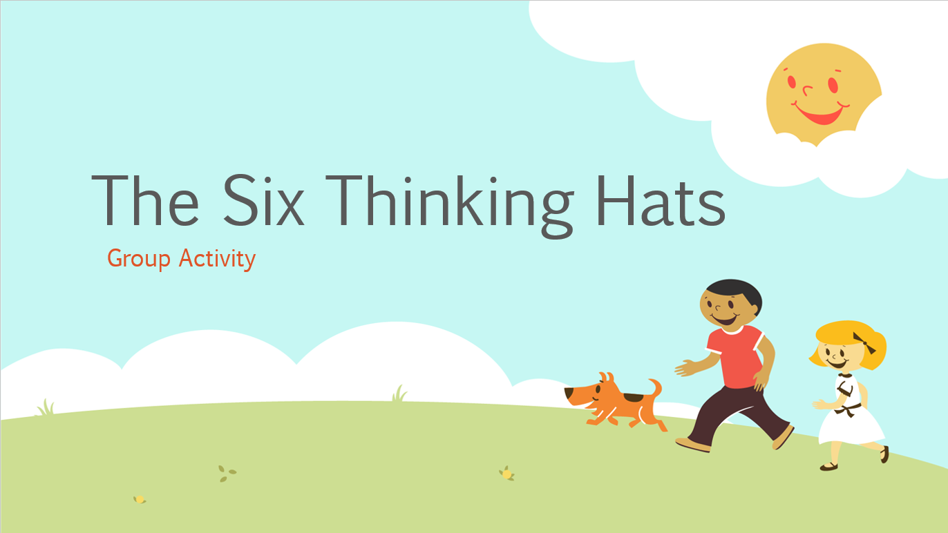 6 thinking hats download