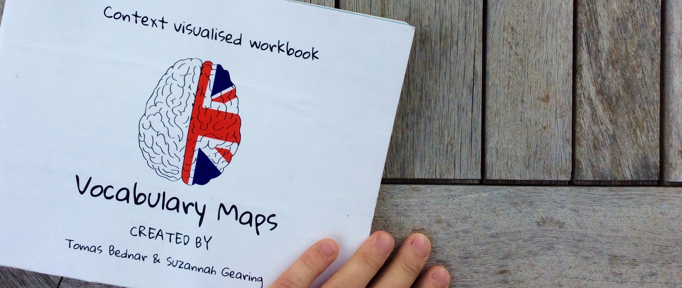 Vocabulary Maps: The Best Textbook for Visual Learners