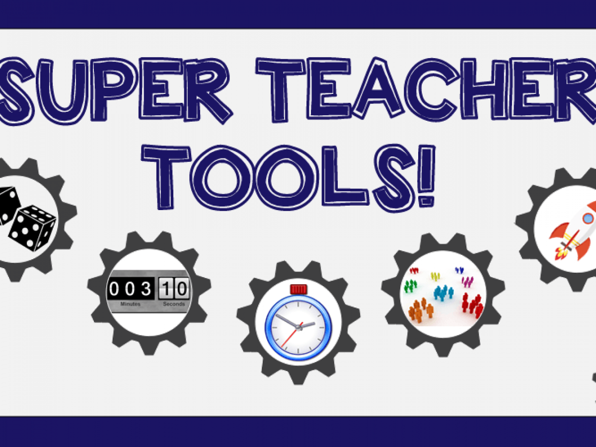 Super Teachers Tools