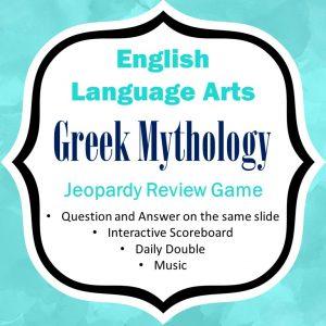 Greek Mythology review