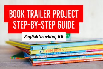 book trailer project for kids