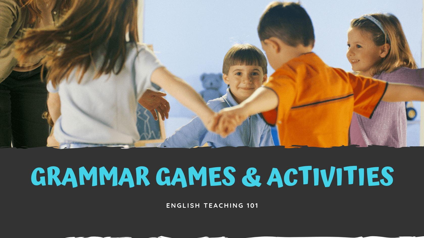 grammar games and activities for students