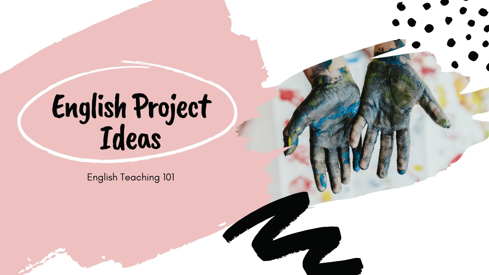 creative English project ideas