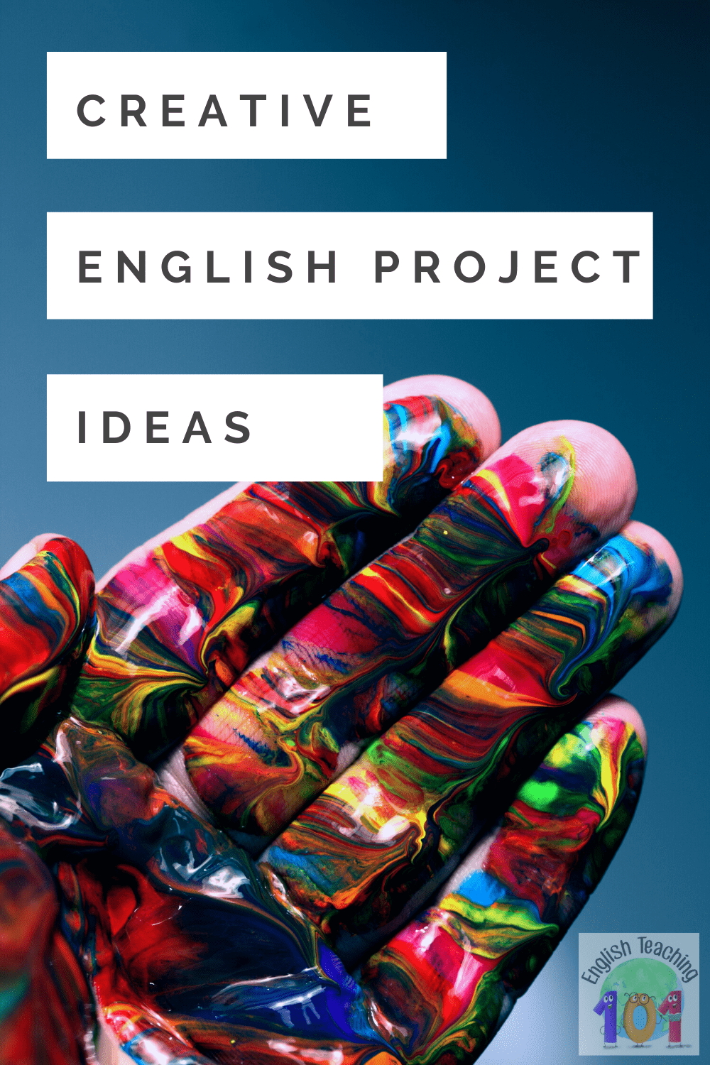 creative English project ideas for middle school and high school