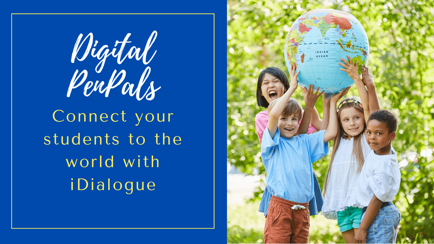 digital penpals idialogue