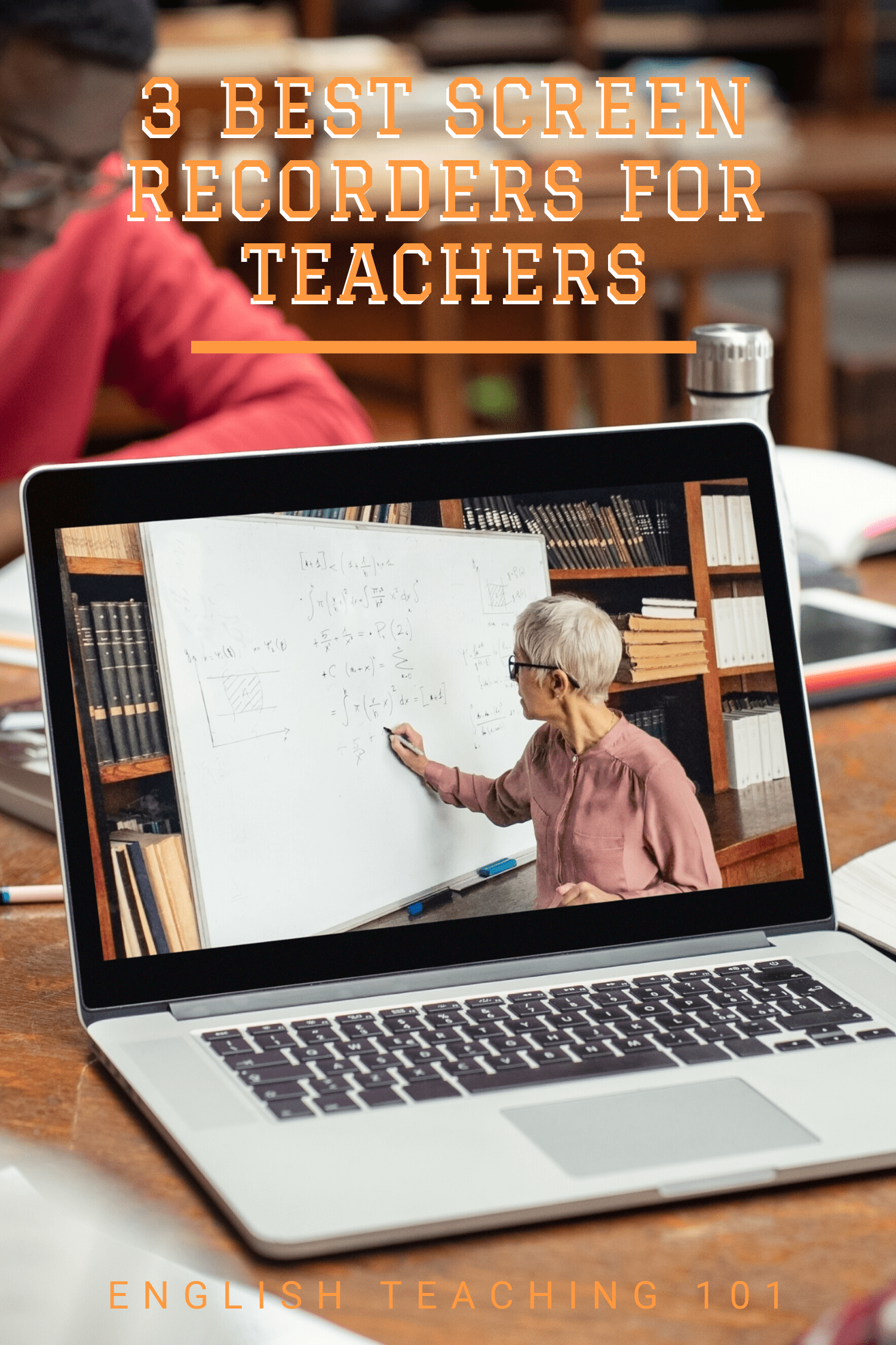 Free screen recorders for teachers