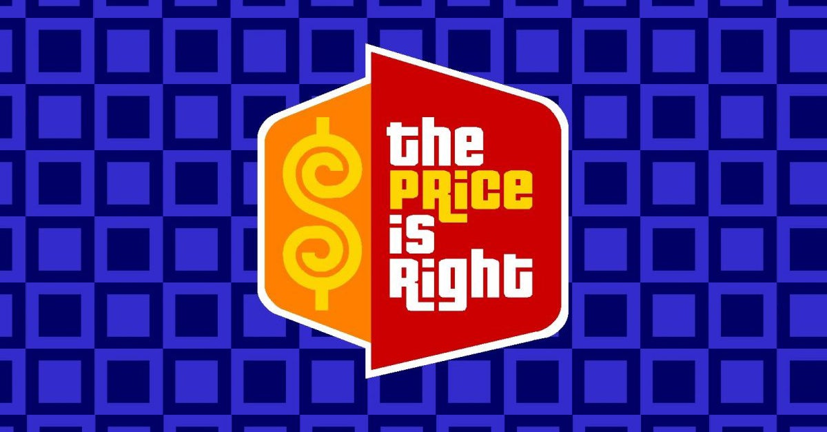 The price is right classroom game