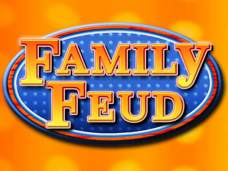 Family Feud classroom game