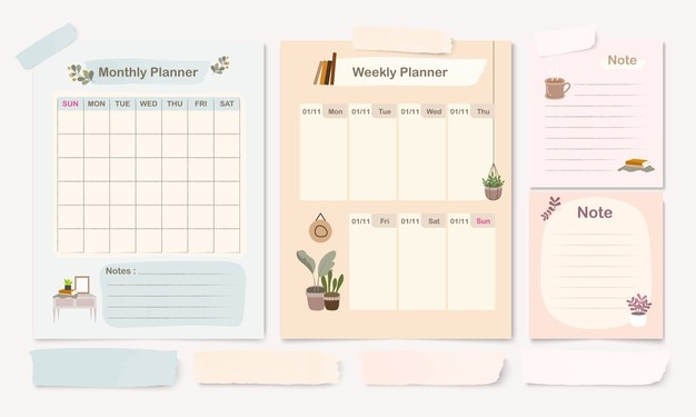 Overview how to bullet journal