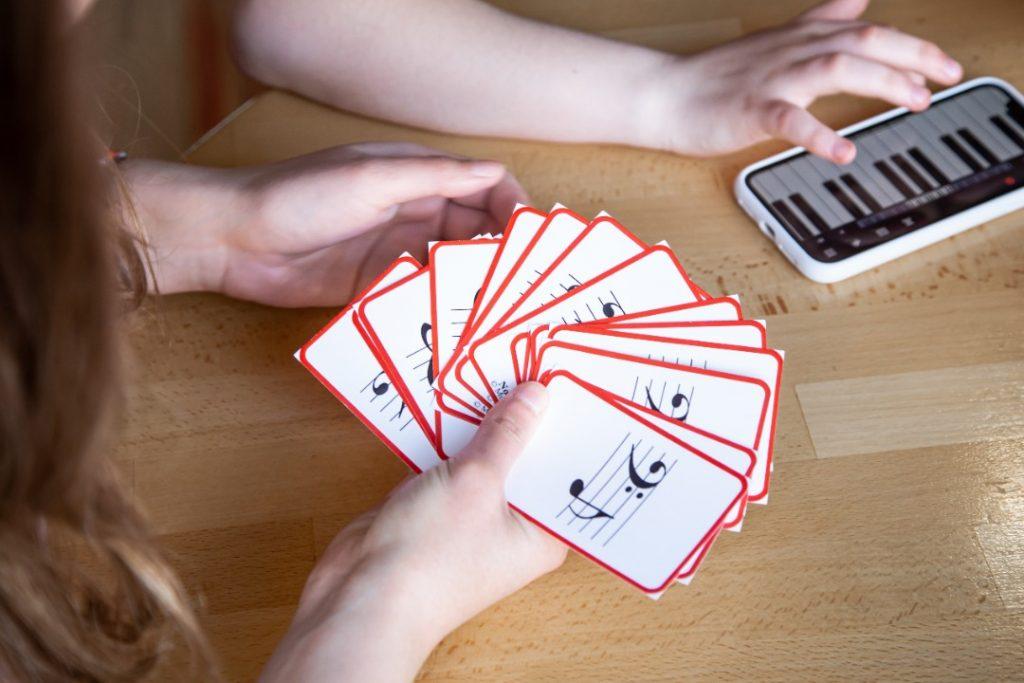Laminated Flashcards